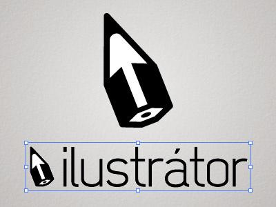 ilustrator.cz logo illustrator logo pencil