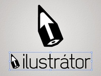 ilustrator.cz logo