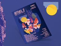 Poster Festival Rituel 2 - France