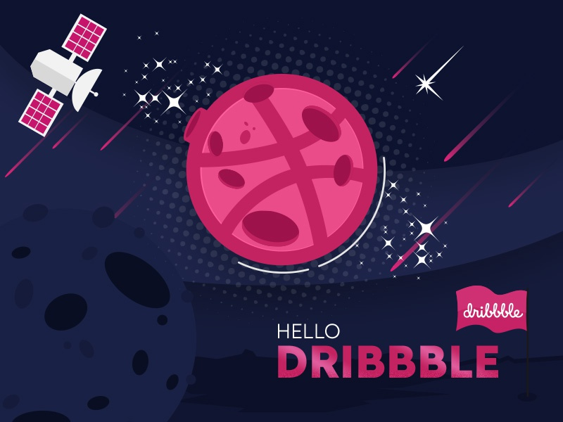 Dribbbleshot