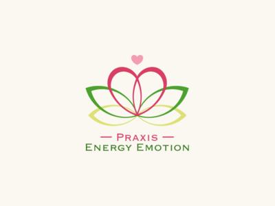 Logo - Praxis Energy Emotion l2 screen ui ux inspiration concept design brand logo
