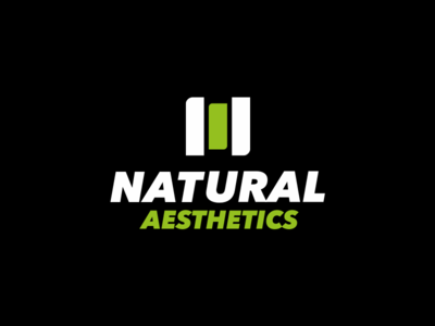 Logo - Natural Aesthetics l2 screen ui ux inspiration concept design brand logo