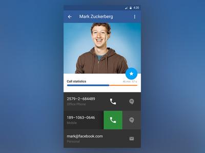 Profile ui ux app design mobile stats freebie ui kit mobileapp profile android