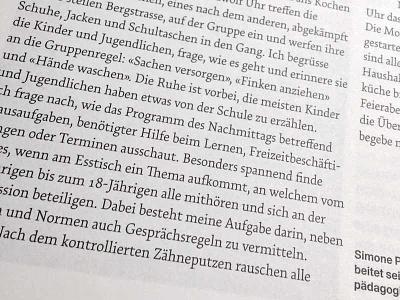 Arouet Klösterli custom type type design typeface design arouet typeface serif text book typography