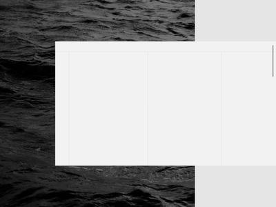 Architecture Studio's Landing Page Animation
