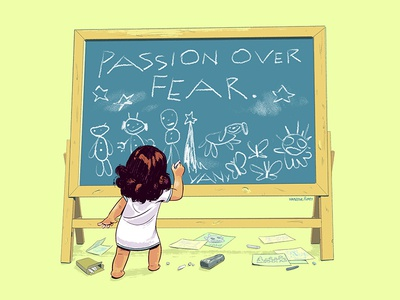 Passion Over Fear