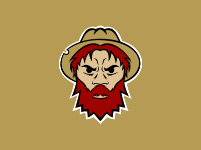 San francisco 49ers logo by chris hall dribbble san francisco 49ers logo redesign from a series of nfl logo redesigns im doing for practice voltagebd Choice Image