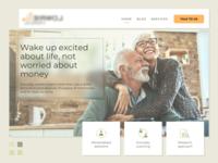 Rebrand: Financial Adviser Company