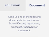 Apply document 1 mobile