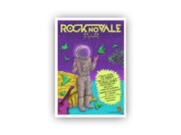 Rock no vale 2015 - Music Festival