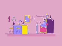 Designing like you cook