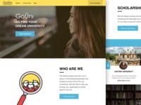 Gouni homepage