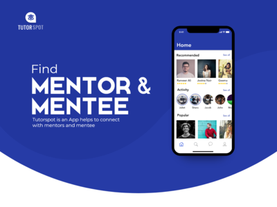 App to Find Mentor & Mentee