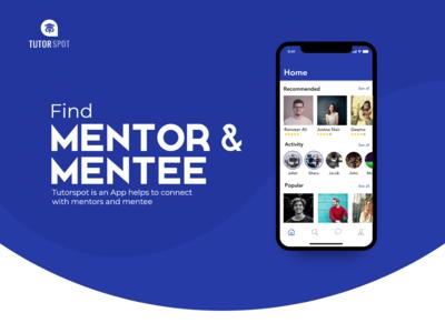 App to Find Mentor & Mentee