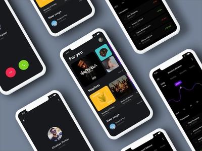 iOS Screen App