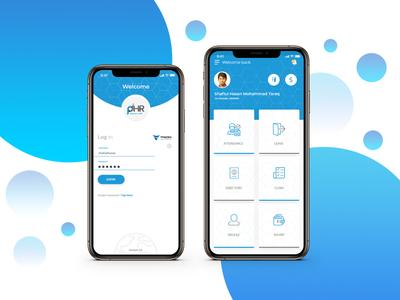 PI HR iOS mobile App