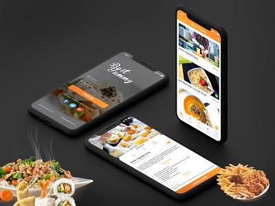 Restaurant Booking App food order app restaurant booking app restaurant mobile app