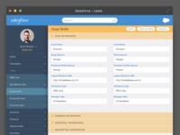 Salesforce Redesign