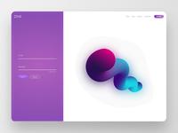 ZINK - Homepage Design