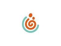 MamaYe Logo: Mother and Child