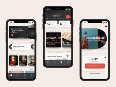 Classic Music Learn App