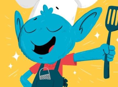 Shefchick illustration graphic art branding clip video 2d animation animation design