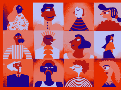 Character art art video vector motion 2d animation marketing graphic illustration design animation