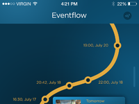 Secret event app9