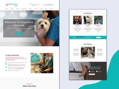 Veterinary Clinic - Divi Child Theme pet hospital pet care pet healthcare pet clinic veterinary doctor veterinarian veterinary clinic veterinary
