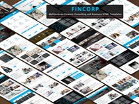 FINCORP - Multipurpose Finance & Business Templates