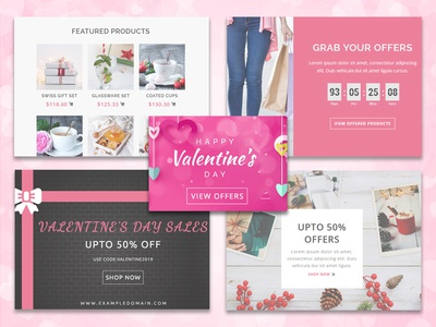 Valentine - Responsive Email Template