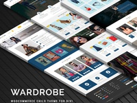 Wardrobe – WooCommerce Child Theme for Divi