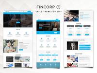 Fincorp – Child Theme for Divi