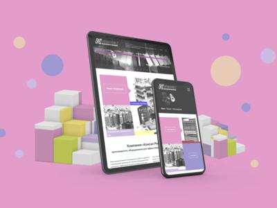 Konsal Advertising Website