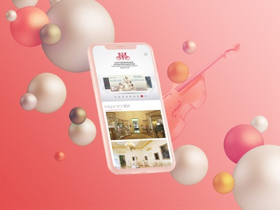 Saint Petersburg Museum store exhibition ecommerce coral living coral music art museum website