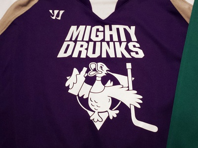 Mighty Drunks On Jersey