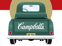 Campbell's Soup Truck