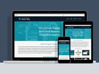 2014 Responsive Portfolio Website
