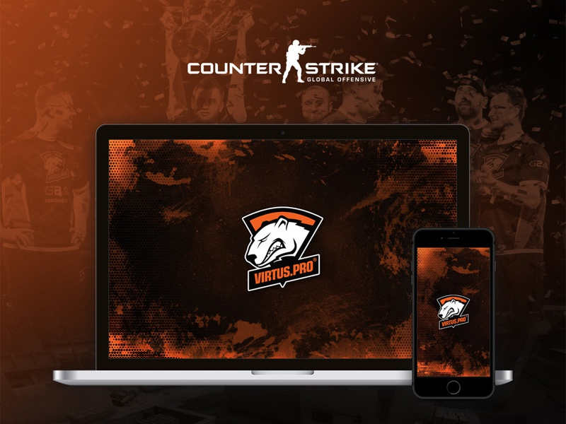 Csgo Team Wallpapers By Kevin May On Dribbble