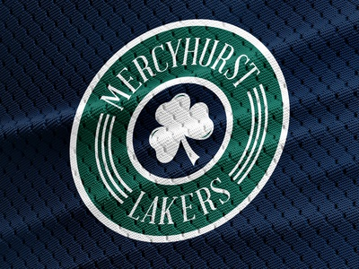 Mercyhurst Jersey Concept #2 mercyhurst lakers team erie university hockey jersey logo concept