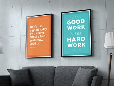 Office Inspirational Posters quotes inspiration design graphic posters office