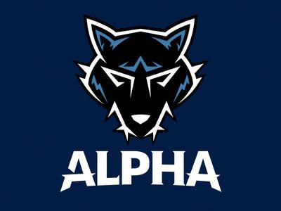 Alpha Hockey Team Logo