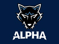 Alpha Hockey Team Logo