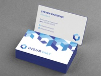 Insurway Business Cards
