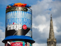 Edinburgh Fringe Street Events