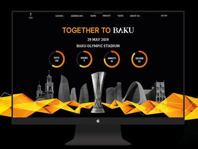 """Together to Baku"" - 2019 UEFA Europa League"