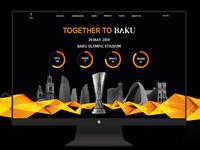 """""""Together to Baku"""" - 2019 UEFA Europa League"""