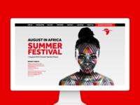 Africa Centre Website