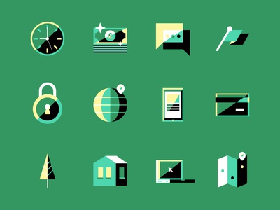 Icon Set - Everyday Objects