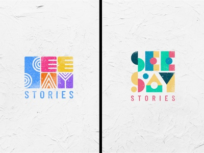 See Say Stories publisher children childrens book books say see branding logodesign logo logotype